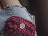 mini编织包