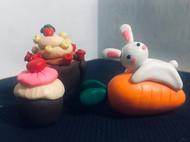 软陶泥可爱兔兔