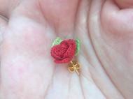 耳钉,小王子的玫瑰
