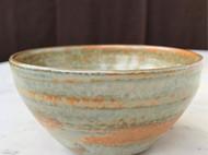 日式侘寂 志野烧  陶碗 抹茶碗 饭碗 沙拉碗