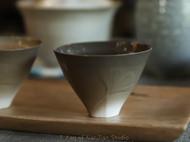 南郊•蒸汽釉•自然•苏打烧 手作茶器「植」系列