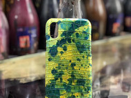 手制手染无塑料衬底全鳄鱼皮iphone x xs手机壳