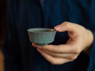 金缮苏打烧茶杯