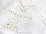 """德意志人民的白线美学 —— 施瓦姆刺绣,名副其实的""""白线女王"""""""
