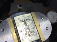 手工雕刻打火机