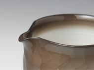 南郊•蒸汽釉•自然•苏打烧手作茶器 公道杯