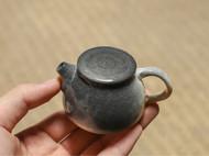 南郊•蒸汽釉•自然•苏打烧茶壶