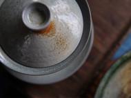 南郊•蒸汽釉•自然•苏打烧手作器皿