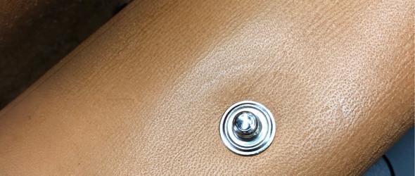 关于 安装四合扣的疑问