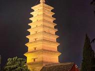 印象西安——大雁塔