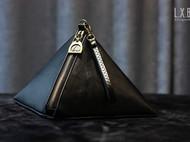 【L.X.B私人设计】做了个好玩的金字塔包包~