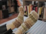 冬日居家暖暖袜子
