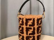 fendi毛线水桶包 DIY