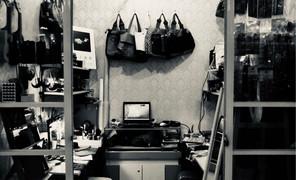 A-SYMBOL手工皮具工作室的广播
