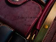 手工皮具财布钱包