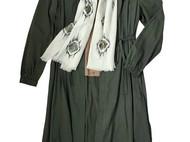 异形彩陶纹围巾