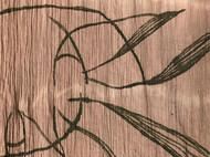 植物染扎染围巾——森林精灵
