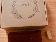 手绘礼物包装