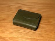 Minerva Box橄榄绿零钱包