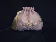 中国传统刺绣古风荷包香囊