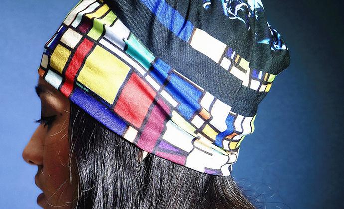 意品造物玩酷子弟风尚Liberty 魔术头巾