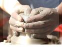 拾光手握咖啡杯的制作过程