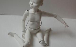 BJD娃娃教程 | 或许是世界上最详细的BJD娃娃素体制作过程(上篇)