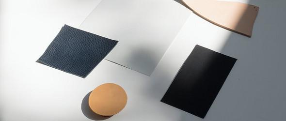 极简主义手工皮具品牌 Alfie Douglas
