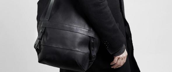 可以变换用途的包袋设计 - 时尚设计师 Miranda Kaloudis 与皮具设计品牌 MDK