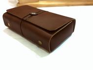 手工皮革收纳盒