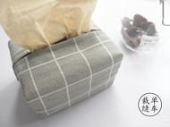 【单车裁缝】手工DIY设计布艺纸巾盒