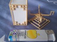 创意七夕情人节礼品送女友女朋友生日礼物小台灯模型