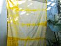 DIY天然染色教程:姜黄染色