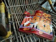 两只小老鼠折叠钱包
