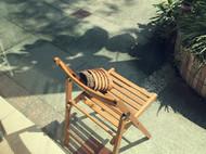 今日份晒包☀️ 原色植鞣革水桶包