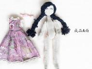 手工  布艺玩偶材料包