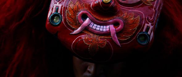 摄影集:尼泊尔因陀罗节(Indra Jatra)