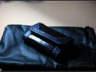 蟒蛇皮镶嵌钥匙包