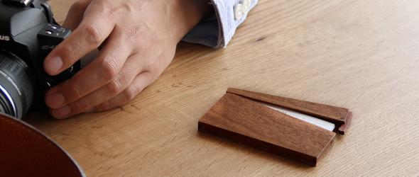 像精密制造一样创作木工器物 | 日本木匠丹野則雄作品与制作过程欣赏