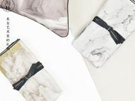 川朴原创艺术设计山水画麂皮绒家居抱枕靠枕