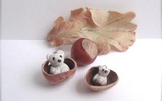 DIY软陶小熊玩偶(超详细图解教程)