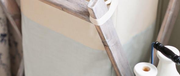 DIY木材+帆布洗衣篮图解教程