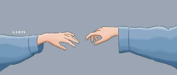 男生,女生与其它:插画师gawin作品集