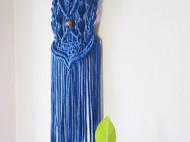 【定制】六等星原创纯手工编织挂毯波西米亚墙饰壁饰wall weaving