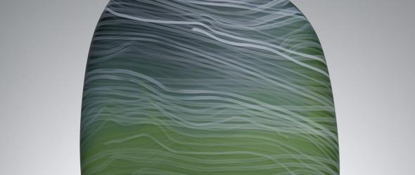 玻璃雕塑的自然纹理 | 澳大利亚艺术家Clare Belfrage作品选