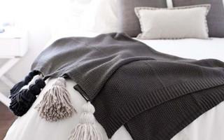 流苏和它的毯子