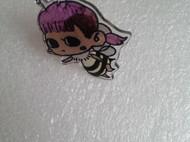 胖胖的小蜜蜂