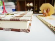 森系小刺猬日记手工本