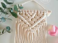 温馨有爱小挂毯