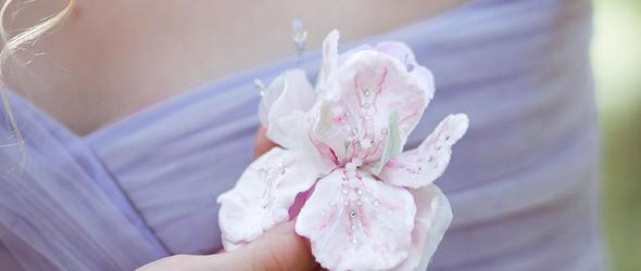 @design_by_n:绽放着的刺绣与布艺花卉